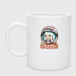Юрий Гагарин. Первый в космосе