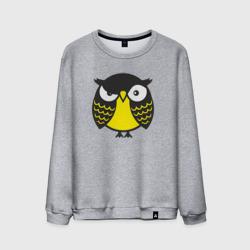 Сердитая сова