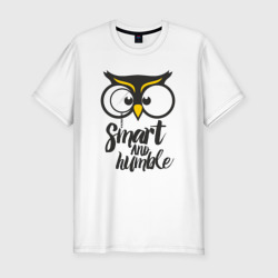 Owl. Smart and humble