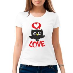 Влюбленная сова