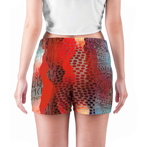 Женские шорты 3D  Фото 04, Кельтика
