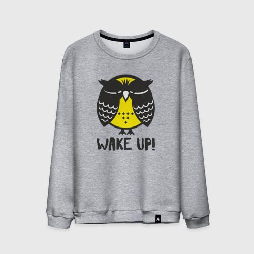 Owl. Wake up!