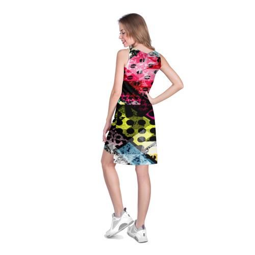 Платье-майка 3D  Фото 04, Art