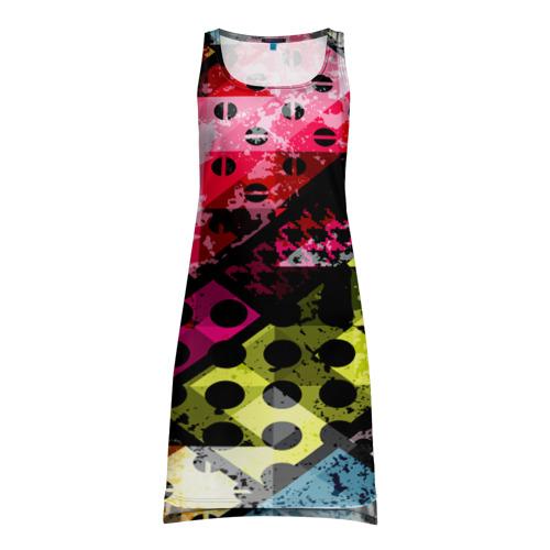 Платье-майка 3D  Фото 01, Art