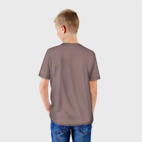 Детская футболка 3D Котик фотограф Фото 01