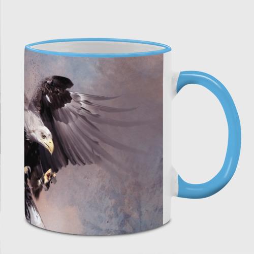 Кружка с полной запечаткой  Фото 02, Eagle
