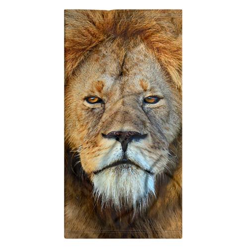 Бандана-труба 3D  Фото 07, Гордый лев