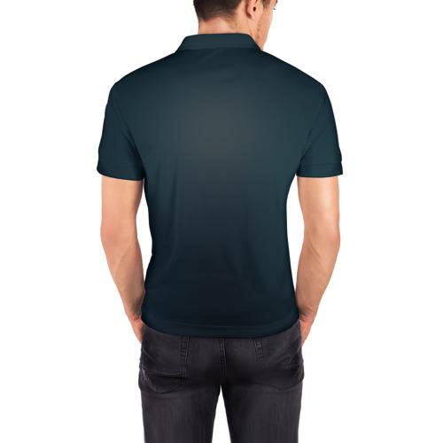 Мужская рубашка поло 3D  Фото 04, Доктор Ватсон