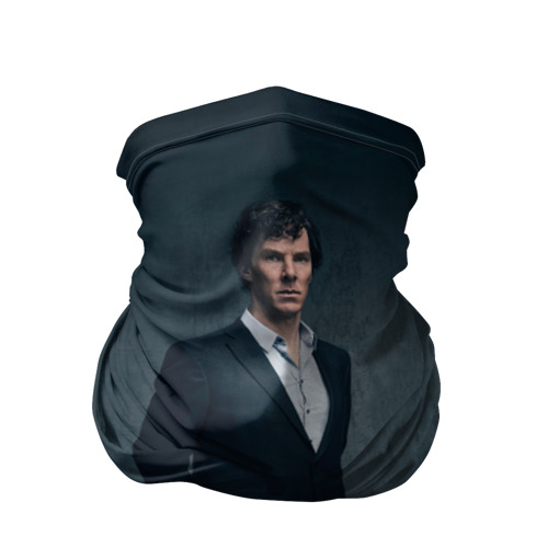 Бандана-труба 3D  Фото 01, Шерлок