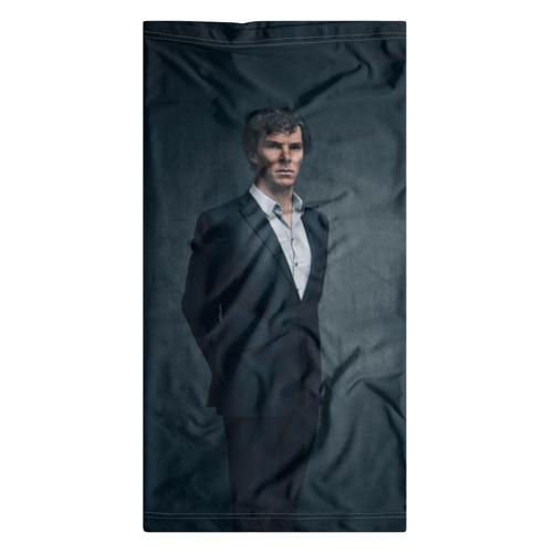 Бандана-труба 3D  Фото 07, Шерлок
