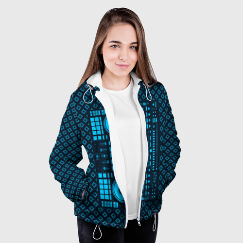 Женская куртка 3D  Фото 04, DJ Vinyl