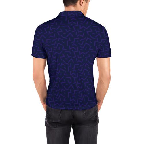 Мужская рубашка поло 3D  Фото 04, Hipster Bear