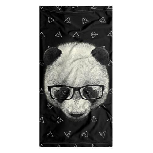 Бандана-труба 3D  Фото 07, Умная панда