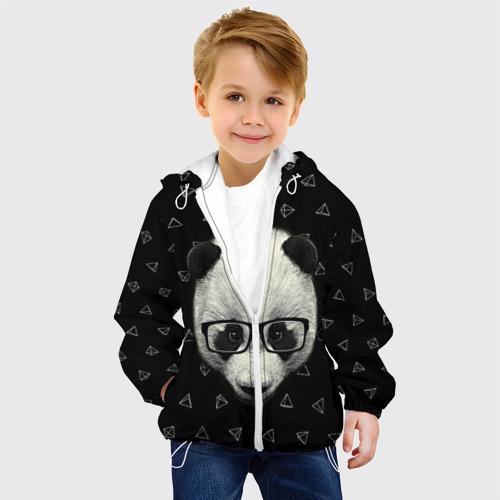 Детская куртка 3D  Фото 03, Умная панда
