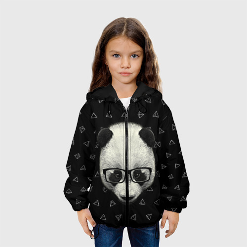 Детская куртка 3D  Фото 04, Умная панда