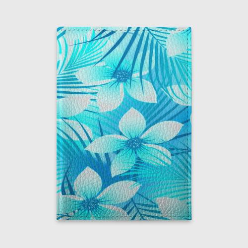 Обложка для автодокументов  Фото 01, Tropical Flower