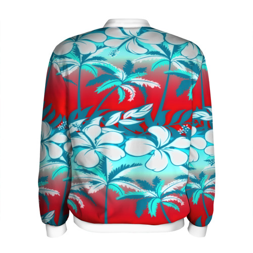Мужской бомбер 3D  Фото 02, Tropical Fashion