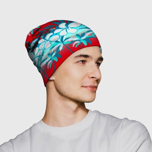 Шапка 3D  Фото 02, Tropical Fashion