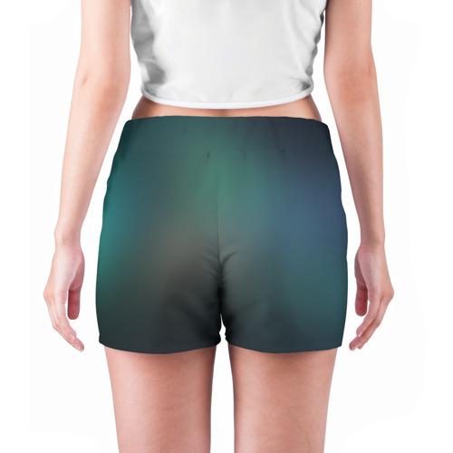 Женские шорты 3D  Фото 04, Треш