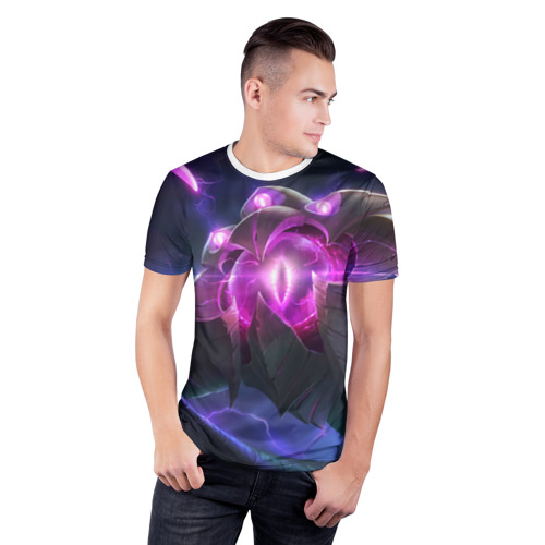 Мужская футболка 3D спортивная  Фото 03, Velkoz
