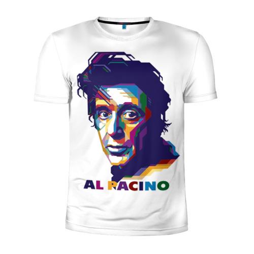 Мужская футболка 3D спортивная  Фото 01, Al Pacino