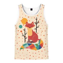 Осенняя лисичка