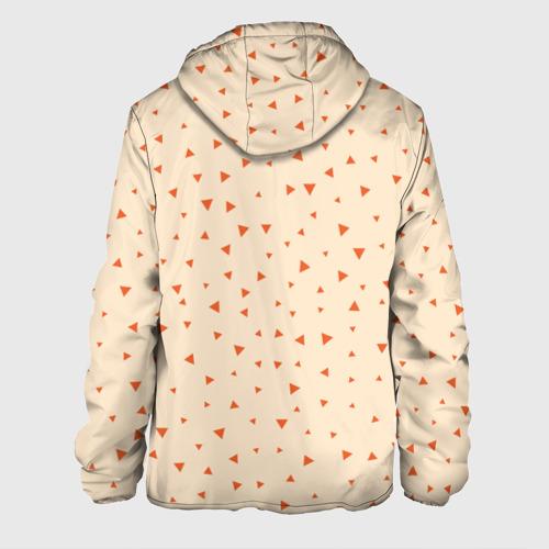 Мужская куртка 3D  Фото 02, Осенняя лисичка