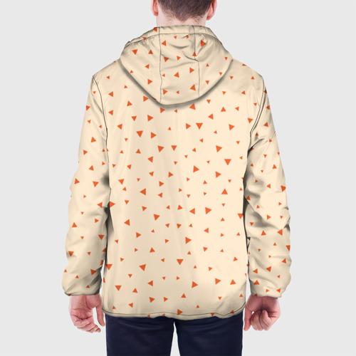 Мужская куртка 3D  Фото 05, Осенняя лисичка