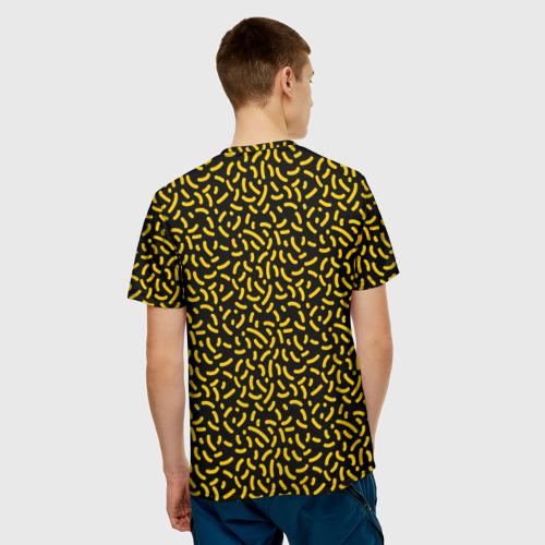 Мужская футболка 3D  Фото 02, Радостный смайл