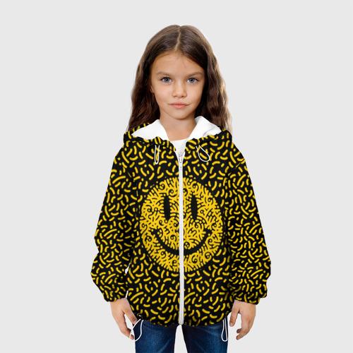 Детская куртка 3D  Фото 04, Радостный смайл