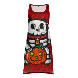 Хэллоуинский кот