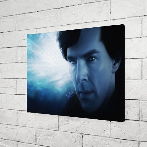 Холст прямоугольный Sherlock / Шерлок Холмс Фото 01
