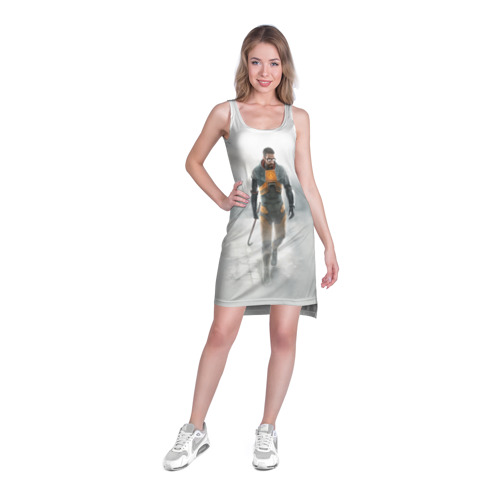 Платье-майка 3D Half - life Фото 01