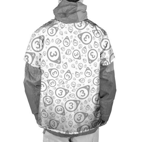 Накидка на куртку 3D  Фото 02, Half - life 3