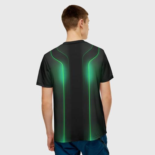 Мужская футболка 3D  Фото 02, Luxury style by VPPDGryphon