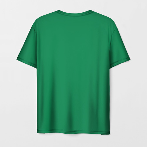 Мужская футболка 3D Бостон Фото 01