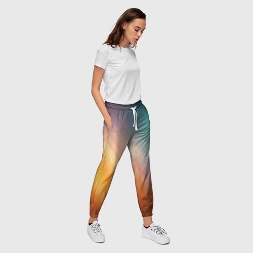 Женские брюки 3D Abstraction