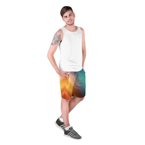Мужские шорты 3D  Фото 03, Abstraction