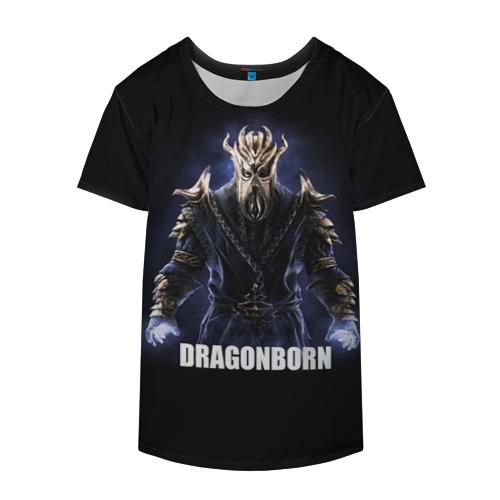 Накидка на куртку 3D  Фото 04, Dragonborn
