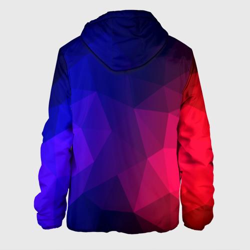 Мужская куртка 3D Red&Blue  Фото 01
