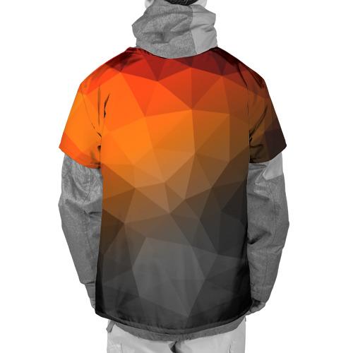 Накидка на куртку 3D  Фото 02, abstraction
