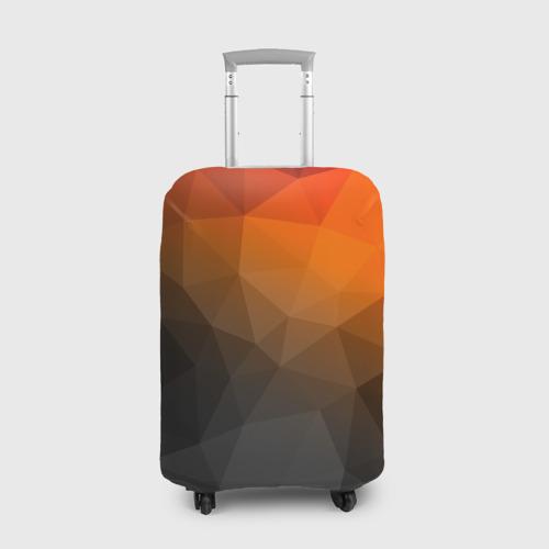 Чехол для чемодана 3D  Фото 01, abstraction