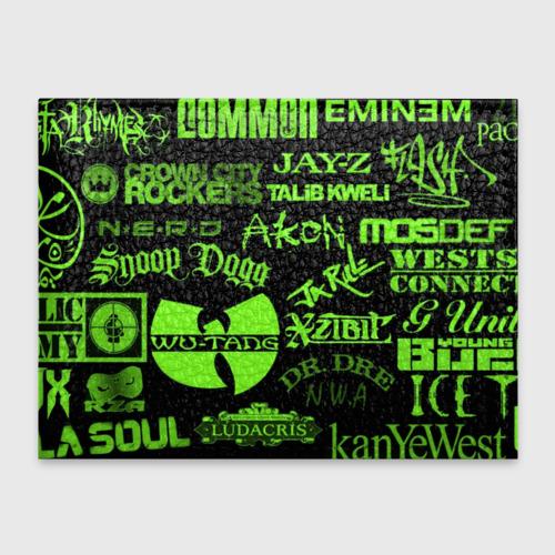 Обложка для студенческого билета Hip-Hop Фото 01