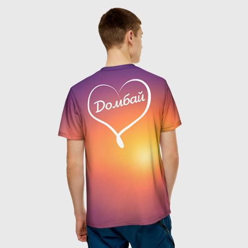 Мужская футболка 3D  Фото 02, Домбай