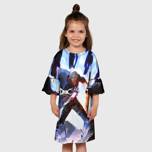 Детское платье 3D  Фото 01, Devil May Cry
