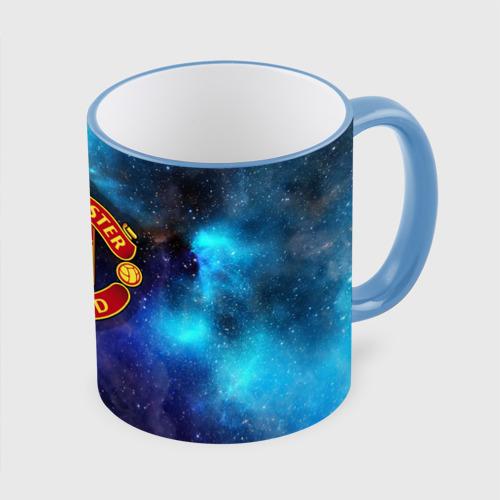 Кружка с полной запечаткой Manchester United
