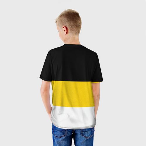 Детская футболка 3D  Фото 02, Служу России