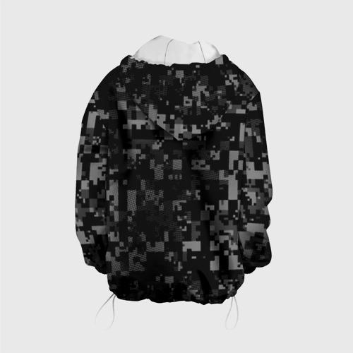 Детская куртка 3D  Фото 02, Служу России, войска связи
