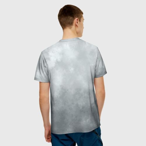 Мужская футболка 3D  Фото 02, Ghost Recon