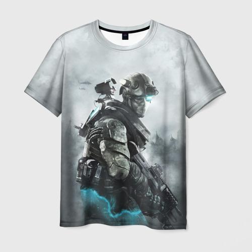 Мужская футболка 3D  Фото 03, Ghost Recon